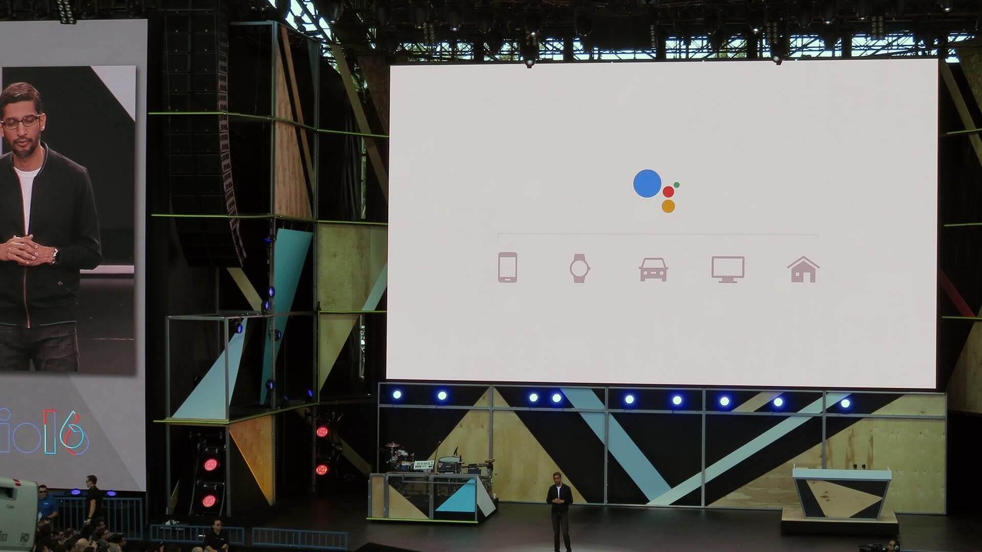 Google Assistant:一個新的搜索平台,而不是一個小工具或應用程序