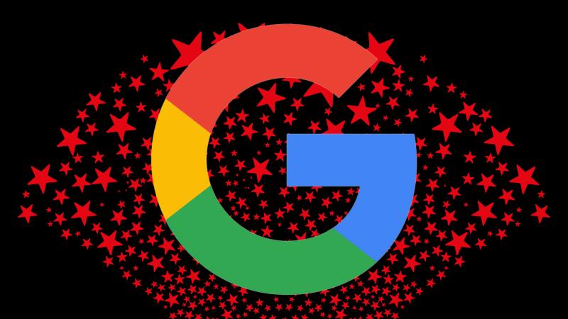 Google正在測試顯示三個地點各篩選出的評論