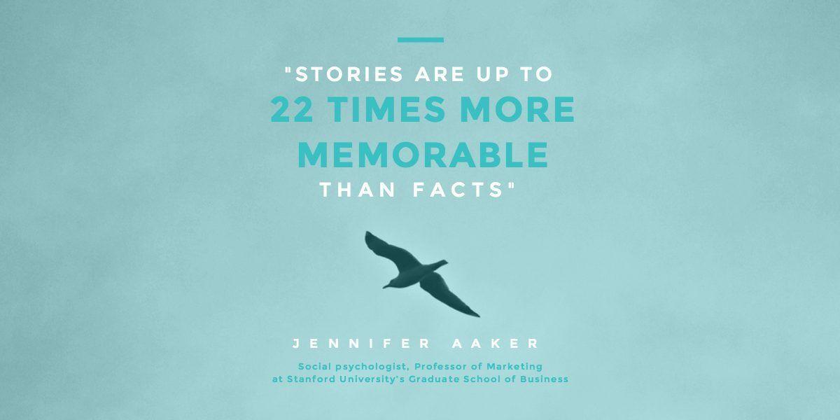 如何利用故事與數據做出讓人信服的內容