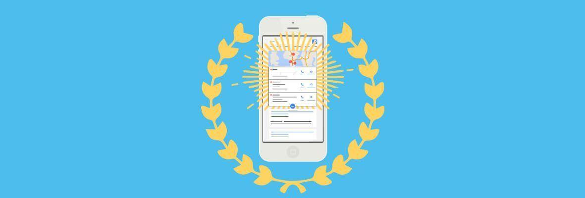 本地搜尋:誰佔據了手機搜尋市場?