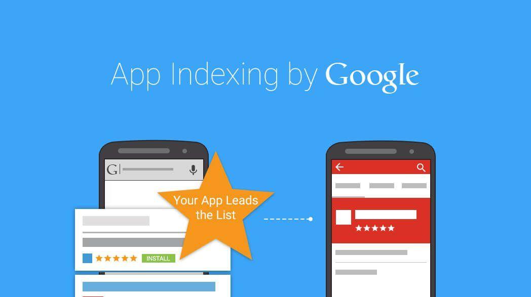 Searchmetrics研究結果顯示大部分的手機應用程式沒有使用Google App Indexing