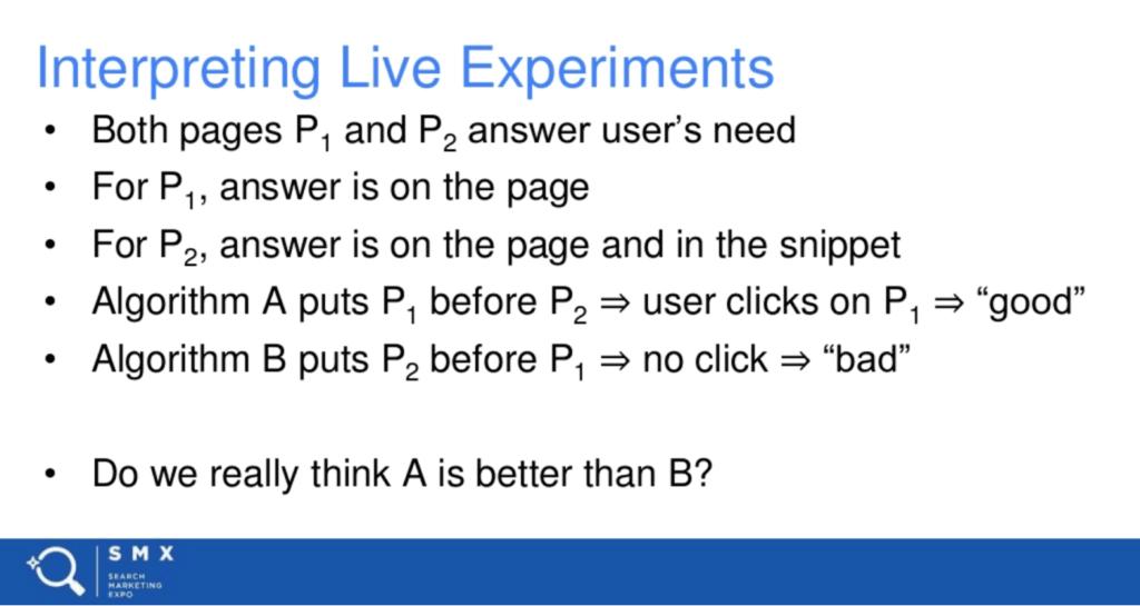 Google 工程師 Paul Haahr 曾在某次的會議上公布了一張簡報