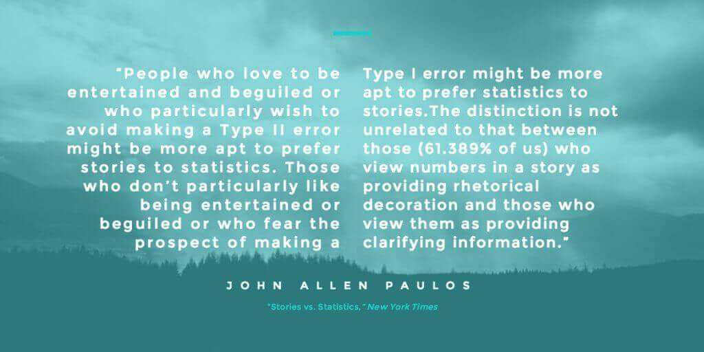 緊密結合內容與數據的故事